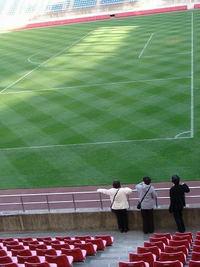 カシマサッカースタジアムへ行って来ました⑥