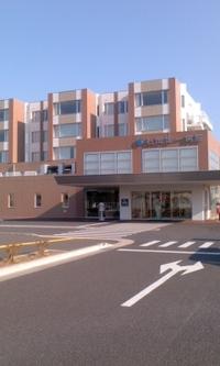 石岡第一病院なう 2012/01/18 10:15:45