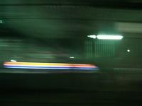 東京に入りました~常磐線の車窓から