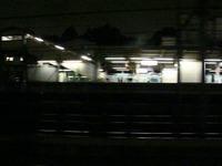 鶯谷駅を見ながら~常磐線の車窓から