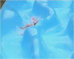 八郷運動公園のプール