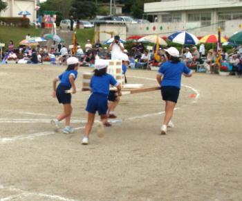 運動会 競技