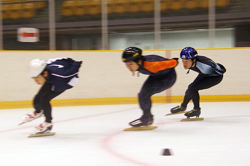 2009年度第3回氷上練習