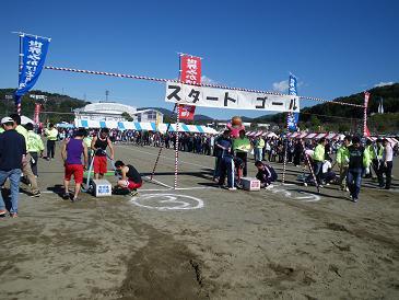 世界みかげ石引き選手権大会