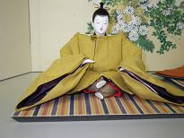 桂ひな 結城紬 笠間焼