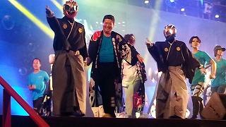 ヒーロー和芸&忍者大道芸inタイ!レポ4ー24日日本祭