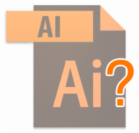 aiファイルの保存バージョンがわからない時、簡単に確認する方法