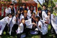 【演舞報告】4/22(日) 八重桜まつり