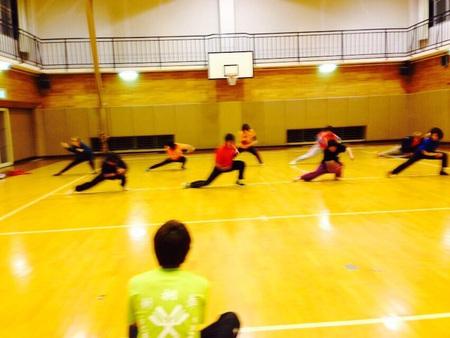 【練習】12/9(水)