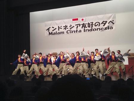 【11/21】インドネシア友好の夕べ
