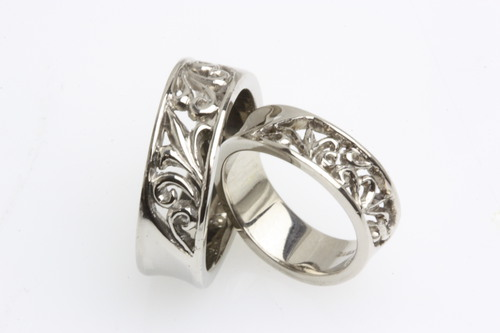 結婚指輪モデルチェンジ