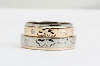 クローバーの結婚指輪 2014/09/01 09:00:00