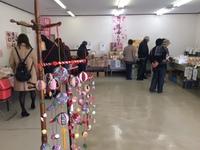 桜川市 真壁ひな祭り チャレンジショップ出店 タナカヤ