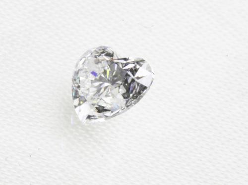 ハートシャイプダイヤモンド ルース 桜川市宝石店