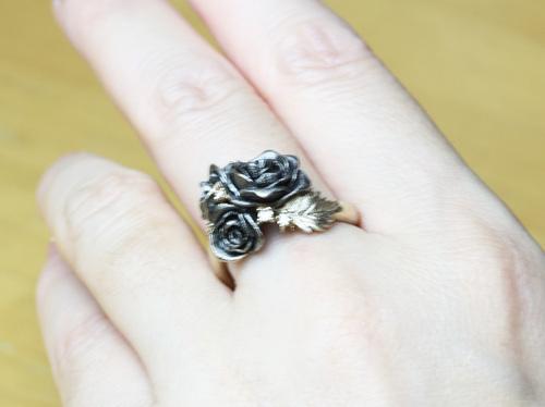 薔薇のリング☆