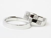 結婚指輪 オーダーメイド 茨城県桜川市宝石店 2017/04/25 18:50:52
