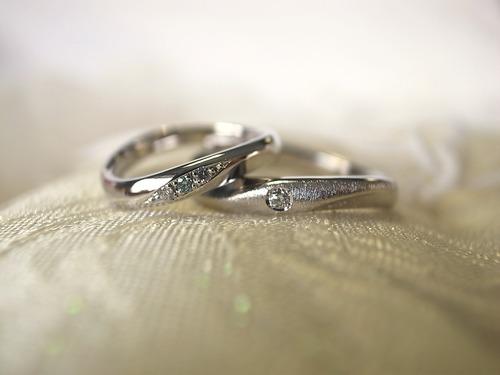 手作り結婚指輪が完成byジュエリーマーノ(mano)