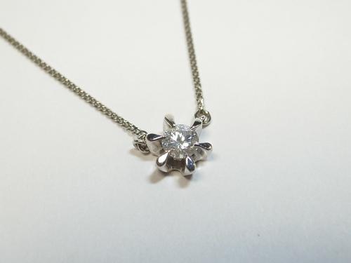 ダイヤモンドリングのリフォーム