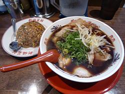 新福菜館 麻布十番店 (中華そば)