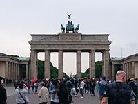 ベルリン出張2日目 (ブランデンブルク門・ベルリンの壁)