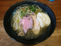 麺や 蒼輝 AOIKAGAYAKI (白い鶏人)
