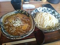 肉汁うどん KADOKEN (カレー肉汁うどん)