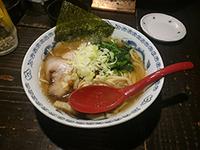 麺屋 武龍 (中華そば)