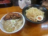 麺屋 十八番 (スタミナつけ麺)