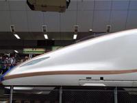 北陸新幹線が開通しました!