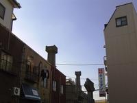 姫路モノレールの大将軍駅は公団アパートの中にあった!