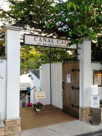 飯田橋の「CANAL CAFE」で外濠を眺めながらコーヒーを飲む!