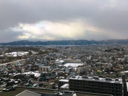 岩手県で1番高いビルに上ってみた!
