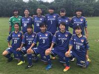 【レディースネクスト】茨城県女子サッカーリーグ1部第4節 マッチレポート