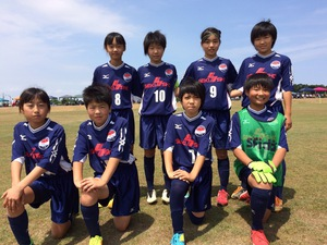 【ガールズ】茨城県少女サッカー大会2日目