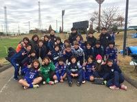 レディースネクスト:茨城県上位リーグ