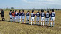 フィリア杯U-14女子サッカー大会