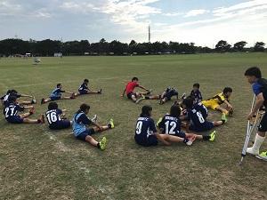 【ガールズ】8都県少女サッカーフェスティバル1日目