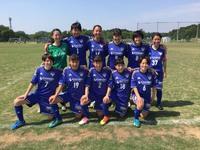 2017年度茨城県女子サッカーリーグ1部_開幕節 マッチレポート