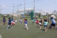 2016女子サッカー体験会を開催しました!