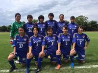 【レディースネクスト】2017年度茨城県女子サッカーリーグ1部_第3節 マッチレポート