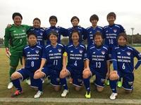 【レディース】第39回皇后杯全日本女子サッカー選手権大会1回戦 マッチレポート