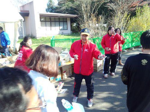 つくばマラソンボランティア募集