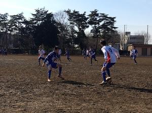 筑波大学蹴球部にチャレンジ