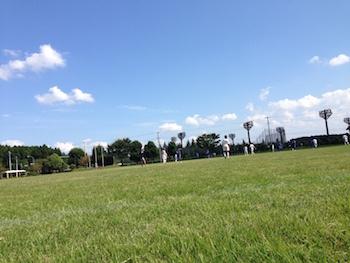 シルバーウィークはサッカー日和でした!