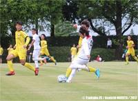 【ジョイフル】関東リーグ1部後期第4節vs日立ビルシステム マッチレポート