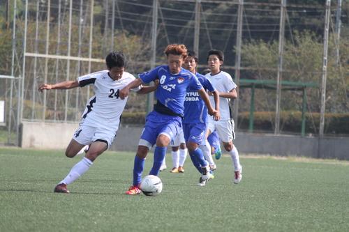 茨城県社会人サッカーリーグ1部 後期第5節