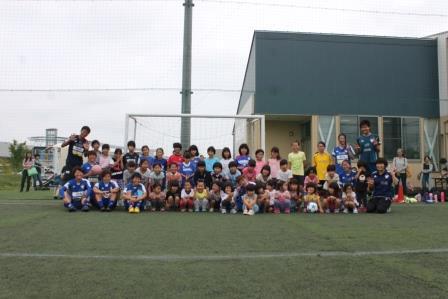 【イベント】女子サッカー体験会を開催しました!