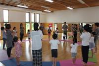 【イベント】親子ヨガ体験会を開催しました!
