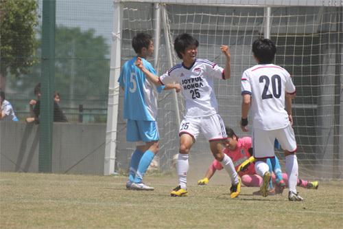 関東リーグ 4連勝、そして首位キープ