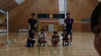 テニス(バド)大会
